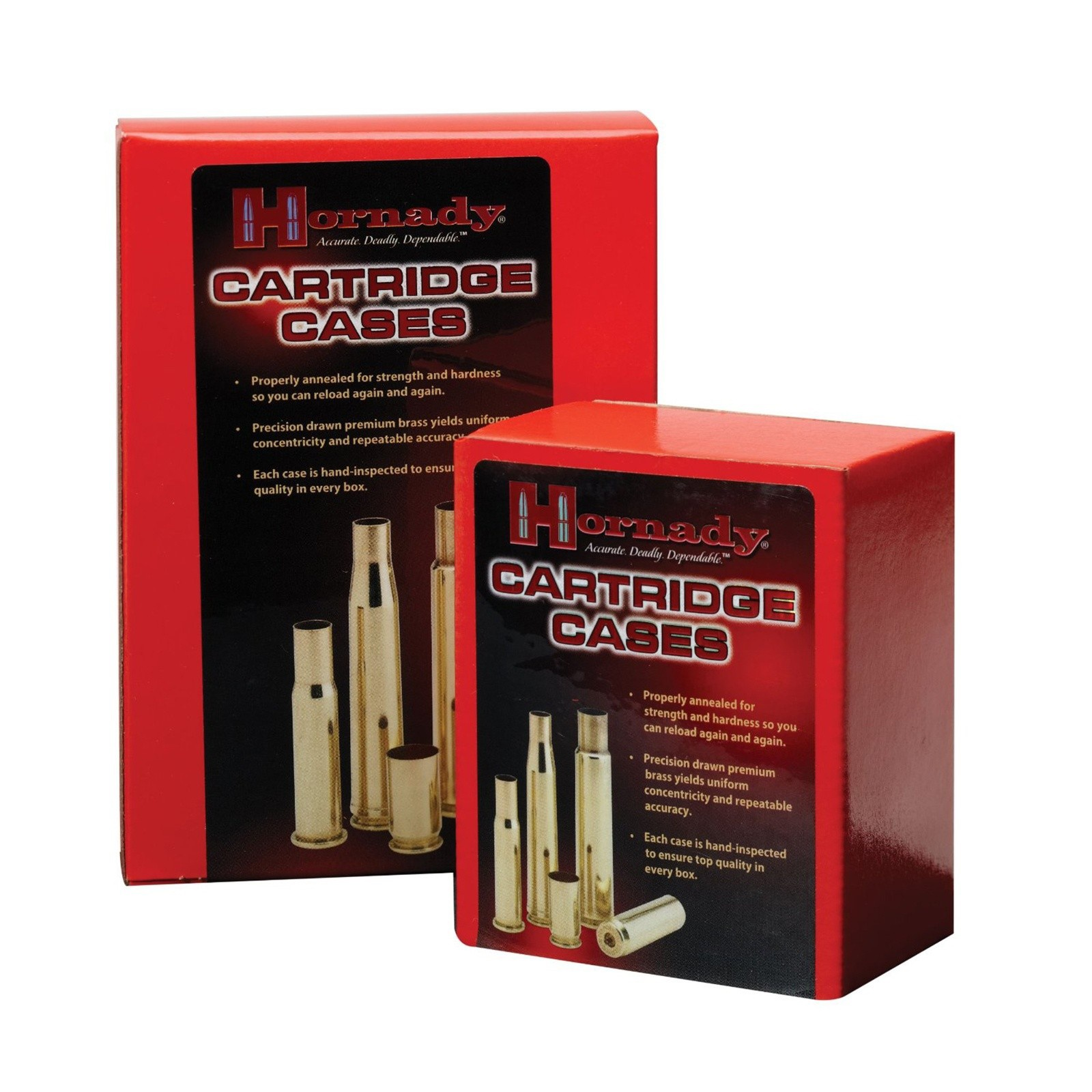 Hornady 8X57 JRS Brass Cases Box of 50